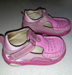 Туфли мокасины для девочки Minimen 21 р13 см в идеале.