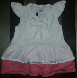Платье  новое  Baker baby 3-6-9m