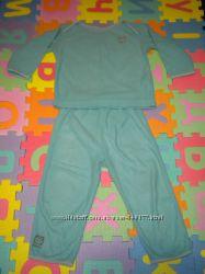 Костюмчик пижамка флисовая