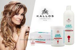 Kallos PRO-TOX маска и шампунь