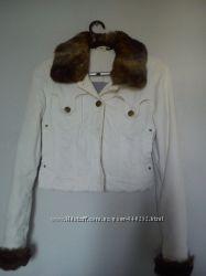 Демисезонная короткая куртка Naf Naf
