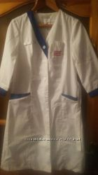 халат для работников медицины