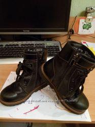 Ботинки демисезонные кожаные  ТМ БЕРЕГИНЯ   1314