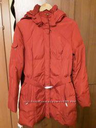 Куртка пальто пуховик женский 48 р