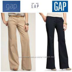 Новые брюки клеш Gap h. 4, 6, 8