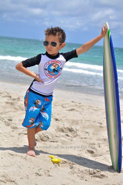 Солнцезащитная футболка для купания с UPF50 Childrens Plaсe 9-12 мес