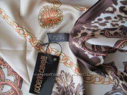 Шелковый платок Roberto Cavalli