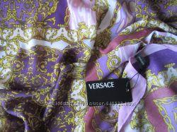 Кашемировый платок Versace
