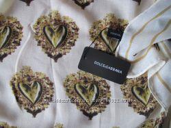 Платок Dolce & Gabbana кашемир
