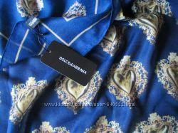 Платок Dolce & Gabbana кашемировый