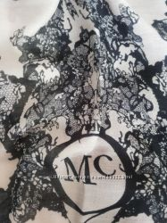 Теплый платок Alexander McQueen