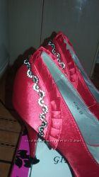 Туфли Gira Sole 39р. отличное состояние