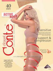 Женские  колготки Conte Active Soft  в наличии