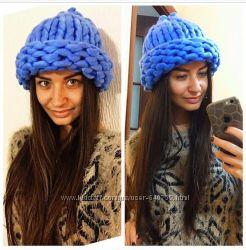 Красивая - модная женская шапочка