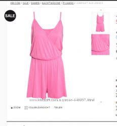 Продажа до 21августа. H&M Пижамка. На рост примерно 165. Размер L