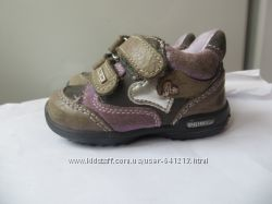 Кожаные туфли-кроссовки Primigi 20 р 13 см