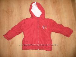 Куртка зимняя очень теплая Dada 104 см рост