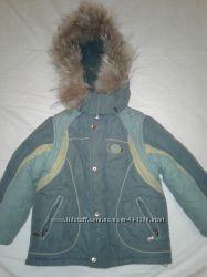 куртка на мальчика  р. 98см