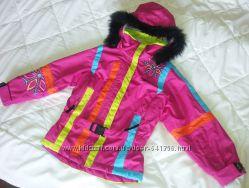 Мембранная термо куртка Dare2be, термокуртка зимняя и можно деми, 104-110