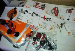 Металлический конструктор Meccano машинка багги, оригинал. Состояние новог