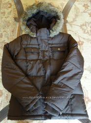 Утепленная куртка на подростка Old Navy size 14