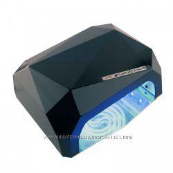 Акция Многогранник LED CCFL гибридная лампа 36 вт