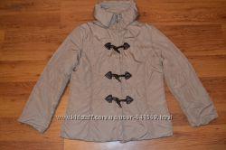 Фирменная деми куртка в новом состоянии