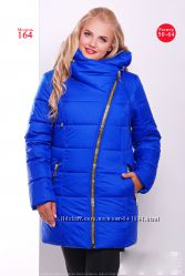 Зимняя куртка. модель164. пять цветов. р. 52, 54, 56, 58, 60, 62, 64.