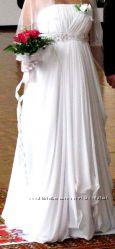 Свадебное платье, белое