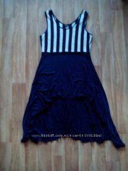 Модное летнее трикотажное платье Isabell