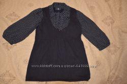 Блузка з жилеткою Mothercare для вагітних