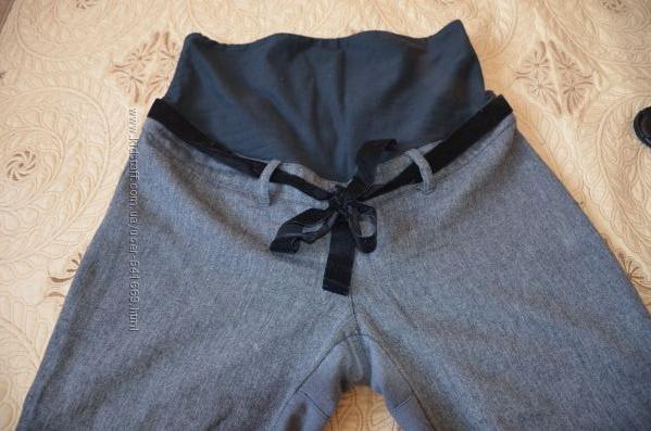 Теплі брюки для вагітних H&M Mama