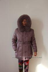 пуховик куртка зимняя 48-50