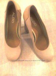 Красивые туфли Алдо.