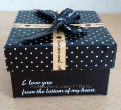Картонные коробки для упаковки подарков
