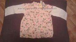 Новая блузка, кофточка 80 размер