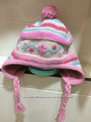 Зимняя шерстяная шапка с флисом Monsoon Accessorize