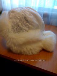 Білосніжна шапка