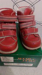 Демисезонные ортопедические ботинки Sursil ortho 24 размер