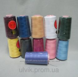 нитки для ручного і машиного шиття, вишивання