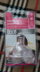 Динамическая силиконовая соска LOVI  0