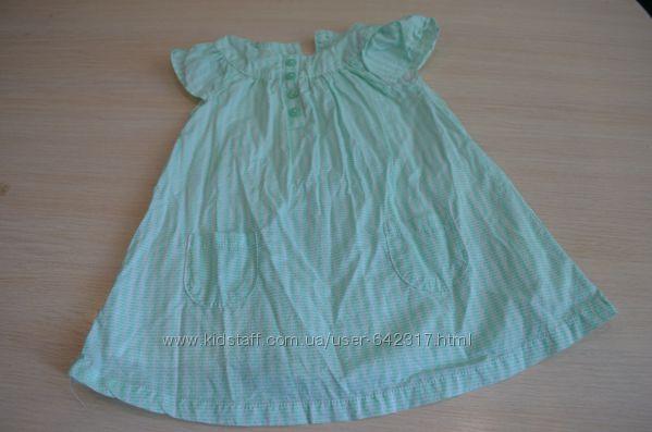Платье Carter&acutes состояние нового