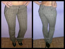 Фирменные теплые штаны Bershka