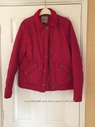 Красная стеганая куртка River Island