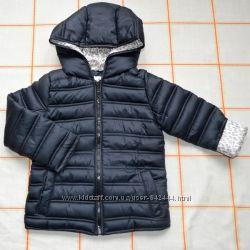 Куртка деми на девочку Франция новая 94 см