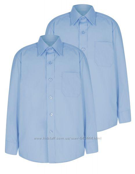 Рубашки школьные на мальчика. Джордж, Англия.
