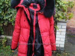Зимний пуховик 46 размер