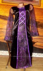Маскарадное платье волшебницы на 12-13 лет рост 158