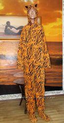 Маскарадный костюм тигра от 46 до 50 размера