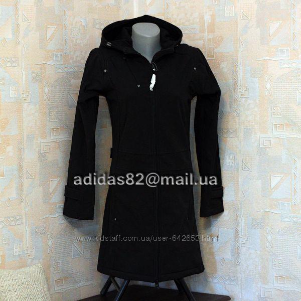 Куртка на молнии - виндстоппер NIRVANA, софтшелл softshell